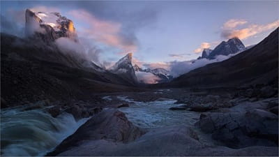 Rare Collection of Windows 10 Themes - Baffin Island Expedition