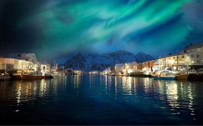 Rare Collection of Windows 10 Themes - Beautiful Norway
