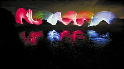 Painting in Light