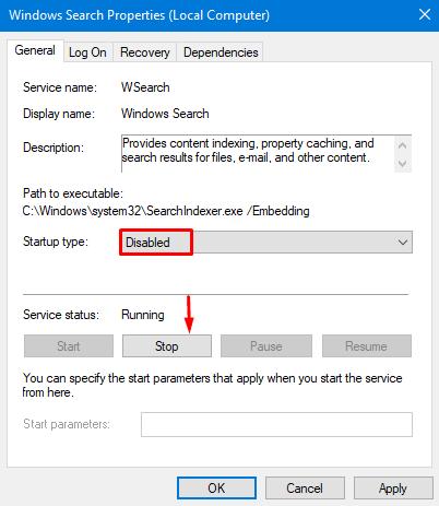Task Manager 100% Disk Usage