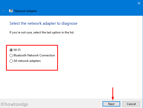 WiFi Issues on Windows 10