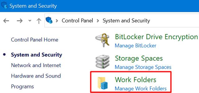 Error 0x8007017C - disable on-demand work folders