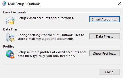 How to Fix Microsoft Outlook Error 0x80040115