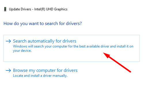 Session Has Valid Pool On Exit 0x000000AB - search automatically for drivers