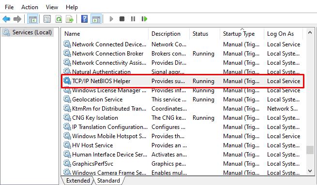 Error code 0x80070035