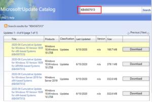 How to Fix Windows 10 Update Error Code 0x8024004a