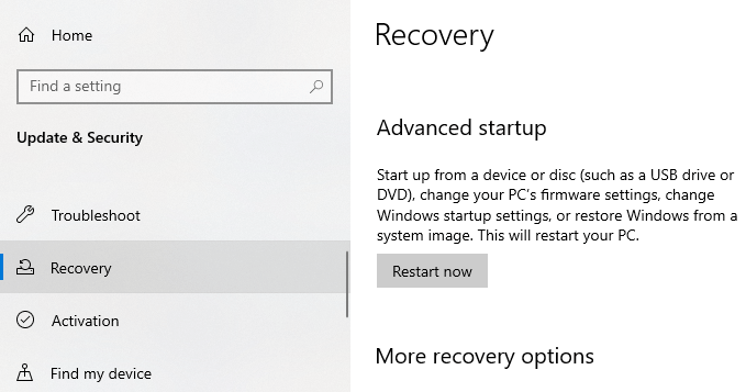 Printer Error 0x800f0223 in Windows 10