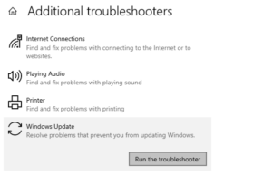 [Solved] Windows Update Error Code 0x643 when updating .NET Framework
