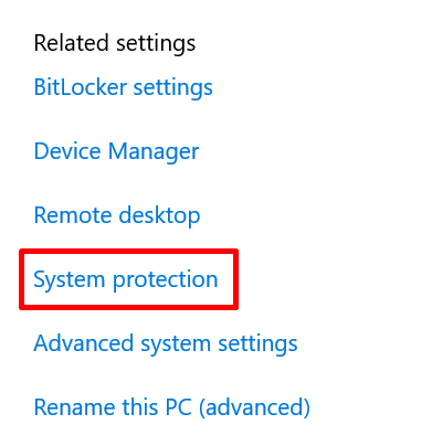 System Image fails on Error 0x80780172 - Related Settings