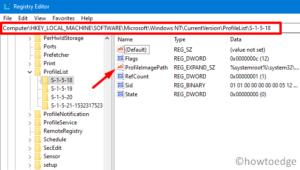 Backup failed Error code 0x8100002F - Modify Registry