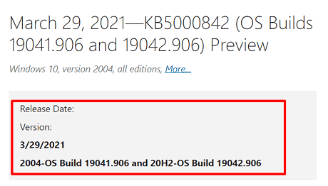 KB5000842