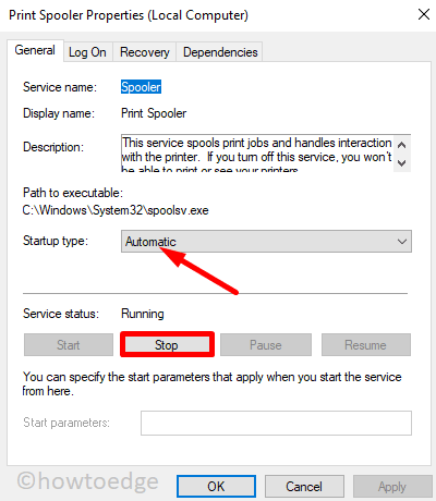 Computer freezes when trying to Print in Windows 10