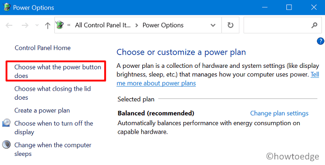 Enable or Disable Windows 10 Startup Sound - Power Options