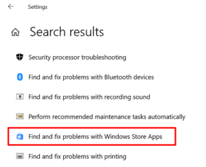 Exception Code 0xc000027b - Find and Fix Windows Store App