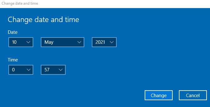 Fix: Microsoft Store missing or not installed in Windows 10