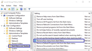 How to Enable or Disable Run Command Box in Windows 10