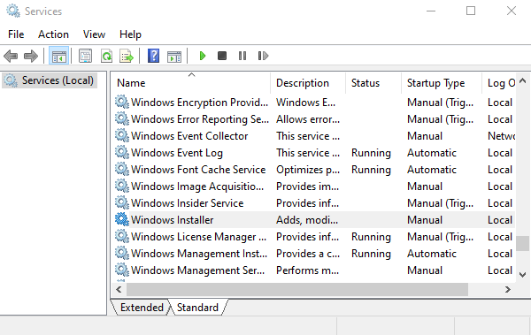 How to Fix Windows 10 Update Error 0x800705B3
