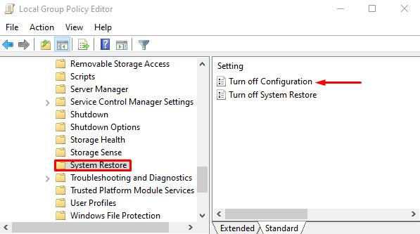 [Solved] System Restore on Windows 10