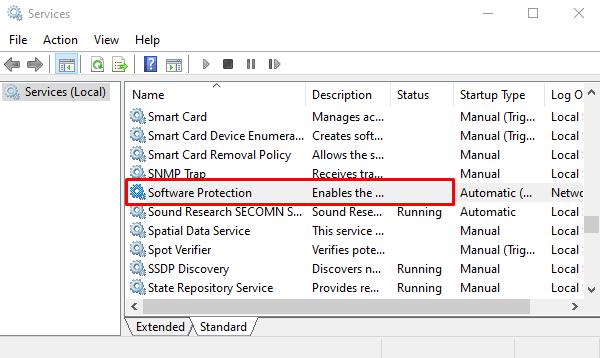 Activation Error 0xc0000022