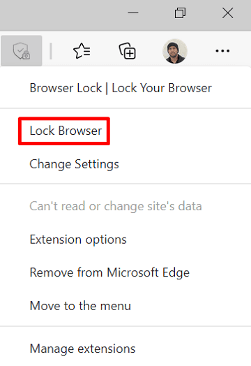 Lock Browser