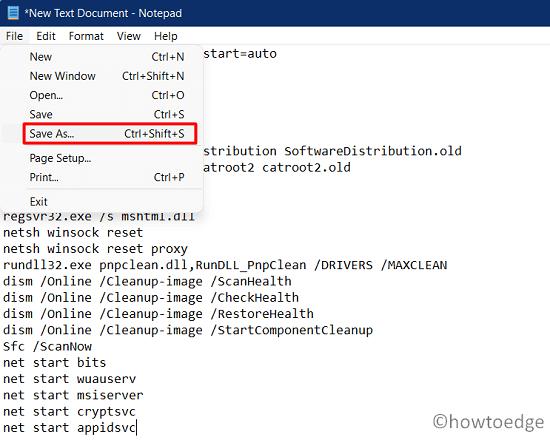 Error Code 0x500f0984 - Fix it