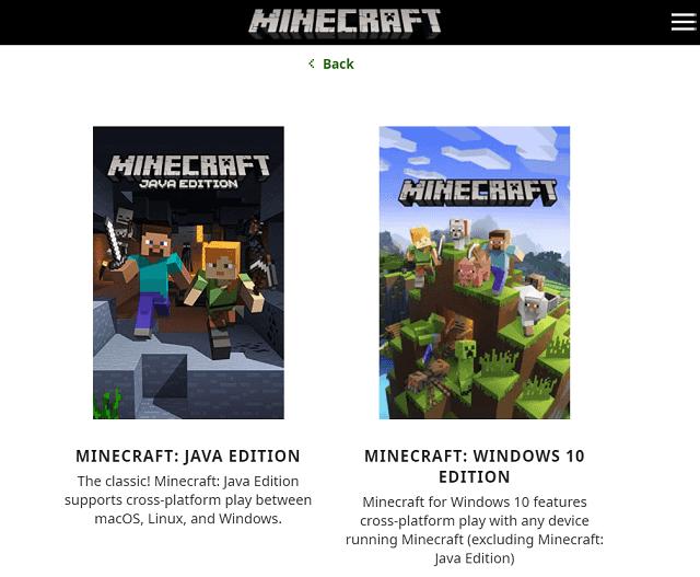 Get Minecraft for Windows 11