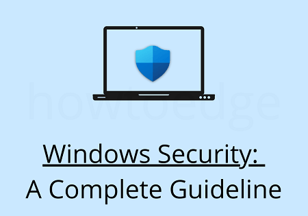 Windows Security Complete Guide