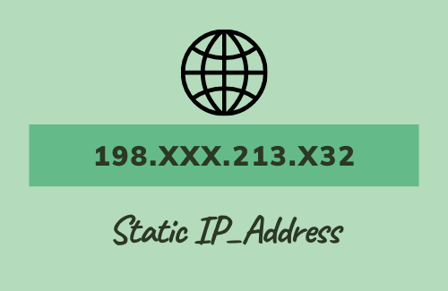 Assign a Static IP Address in Windows