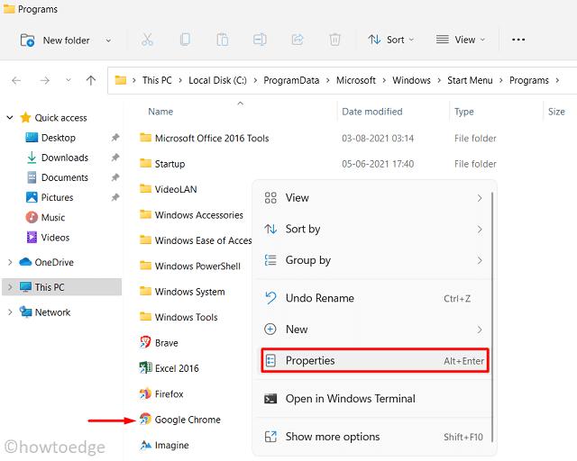 Windows 11 Keyboard Shortcuts - App hotkeys